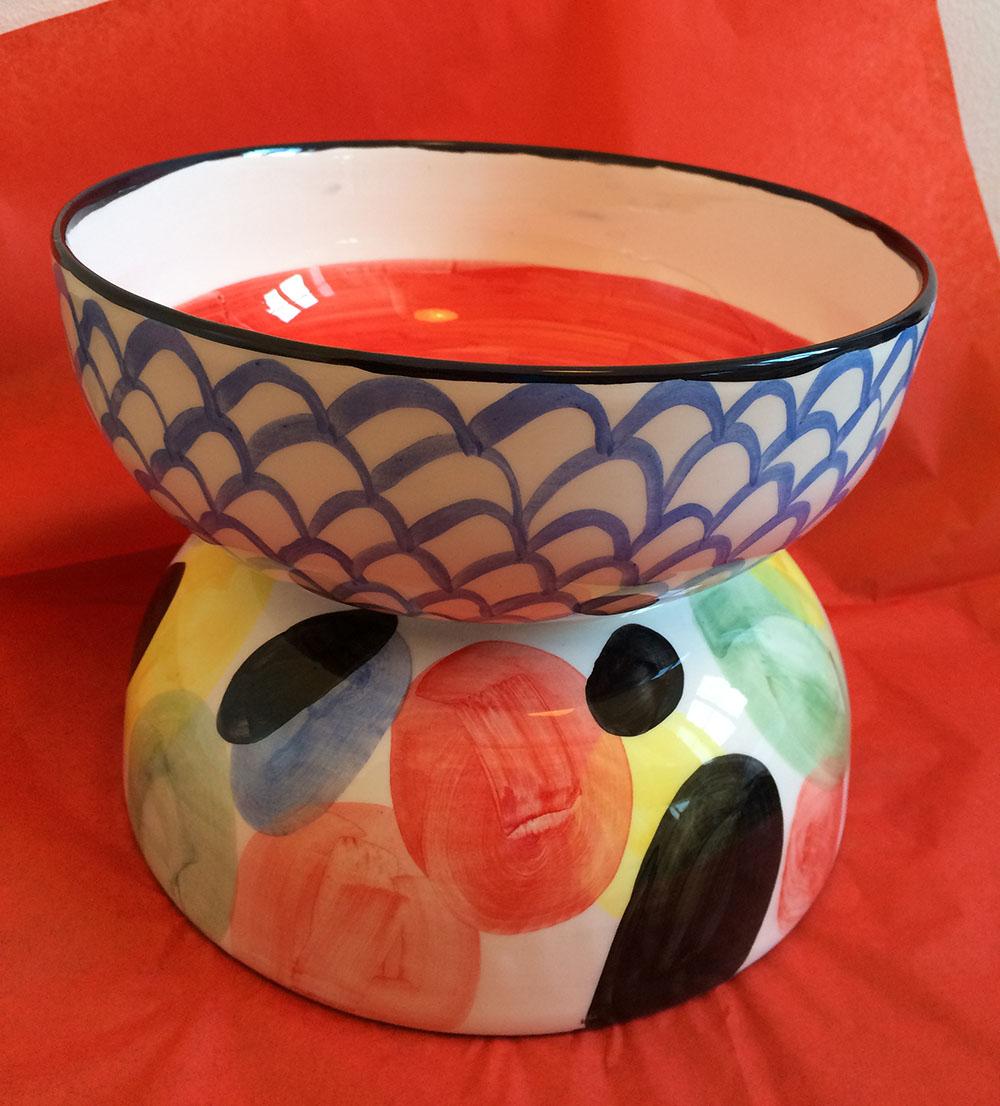 ciotola ceramica chiara belloni