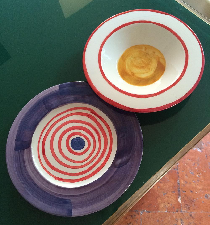 piatti ceramica chiara belloni